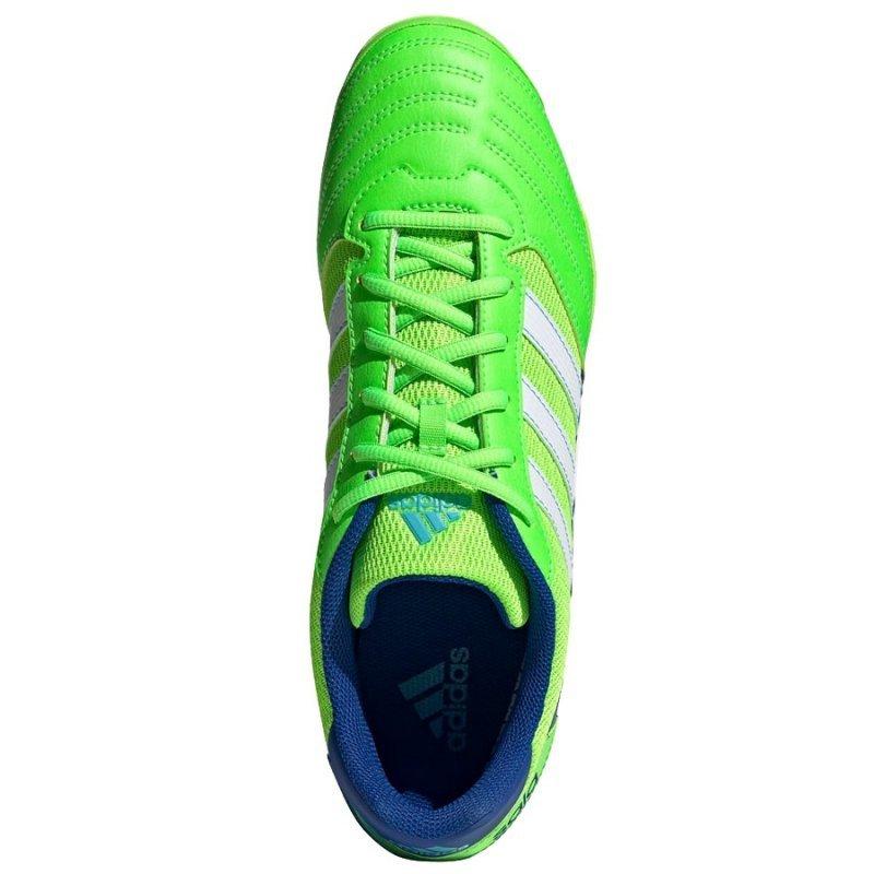 Buty adidas Super Sala IN FV2564 zielony 42