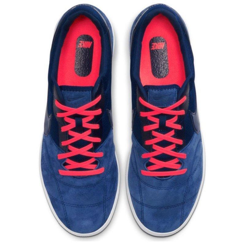 Buty Nike Premier Sala IC AV3153 461 niebieski 41