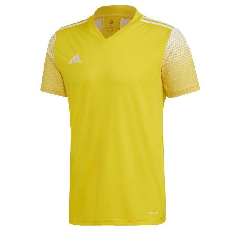 Koszulka adidas Regista 20 JSY FI4556 żółty XL