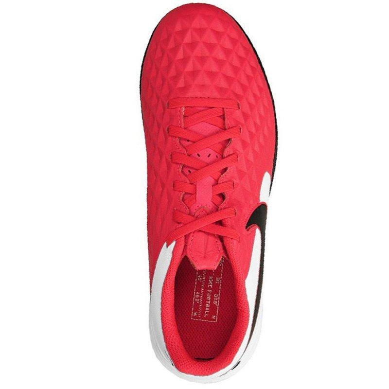 Buty Nike JR Tiempo Legend 8 Academy TF AT5736 606 czerwony 38