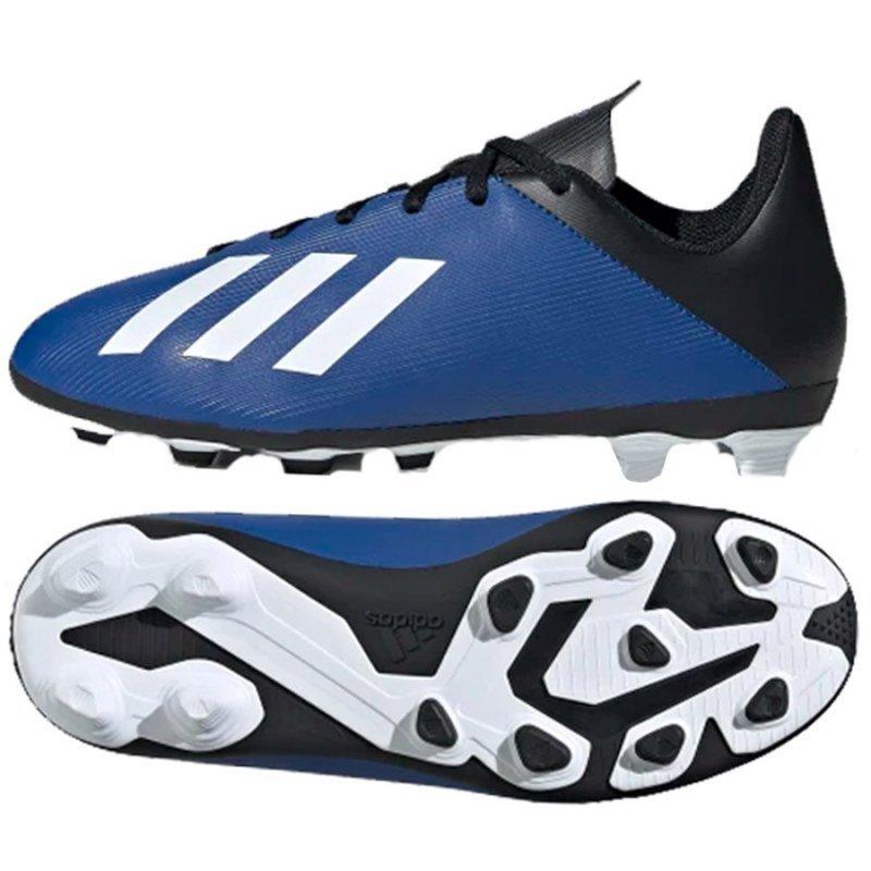 Buty adidas X 19.4 FxG EF1615 niebieski 38 2/3