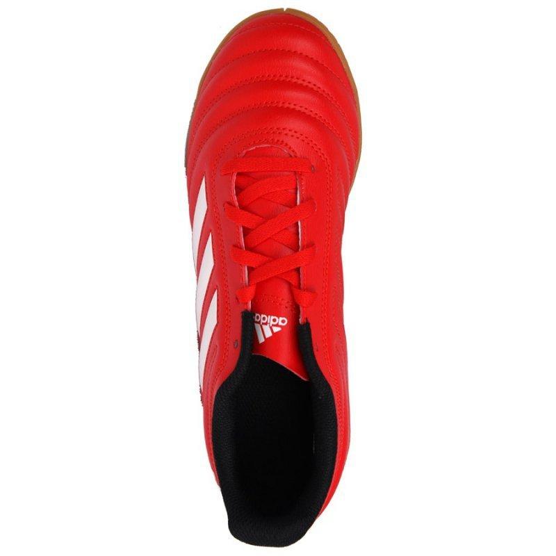 Buty adidas Copa 20.4 IN J EF1928 czerwony 37 1/3