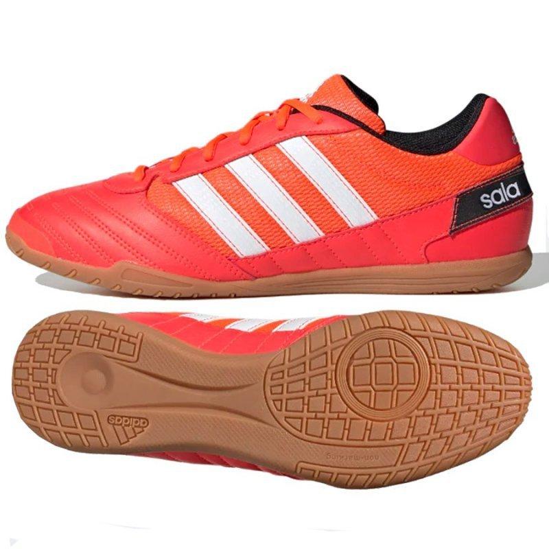 Buty adidas Super Sala FV2561 czerwony 45 1/3