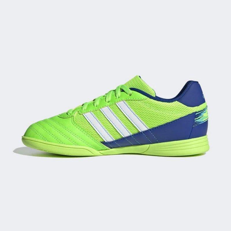 Buty adidas Super Sala J FV2640 zielony 36 2/3