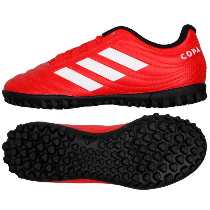 Buty adidas Copa 20.4 TF J EF1925 czerwony 36
