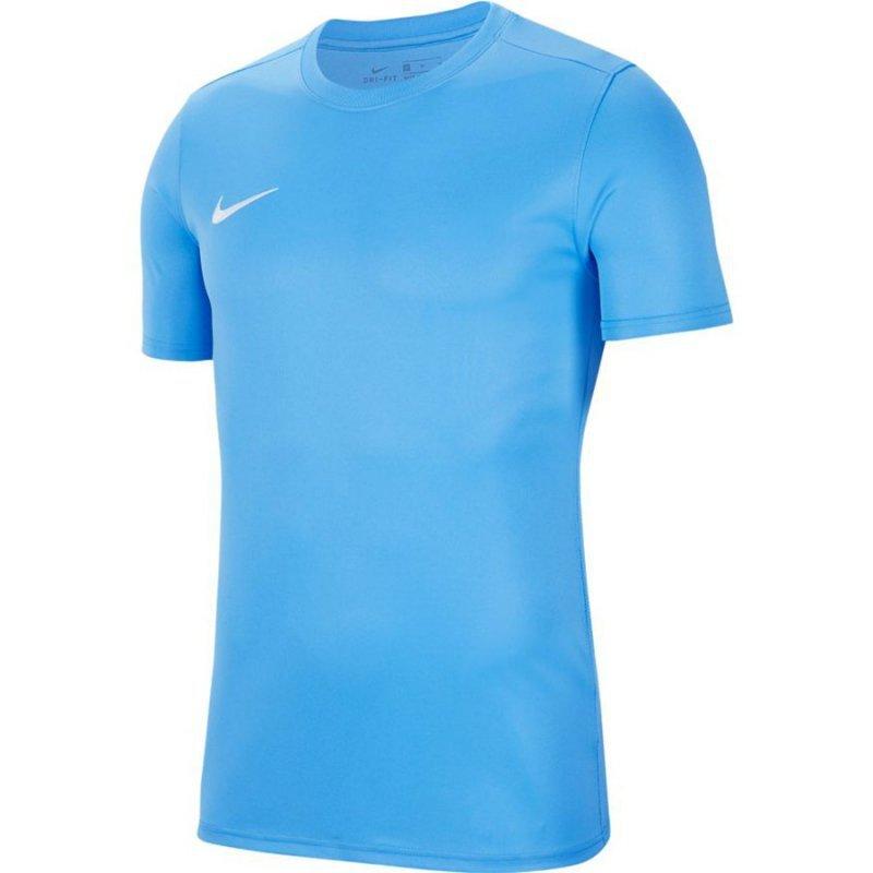 Koszulka Nike Park VII Boys BV6741 412 niebieski S (128-137cm)
