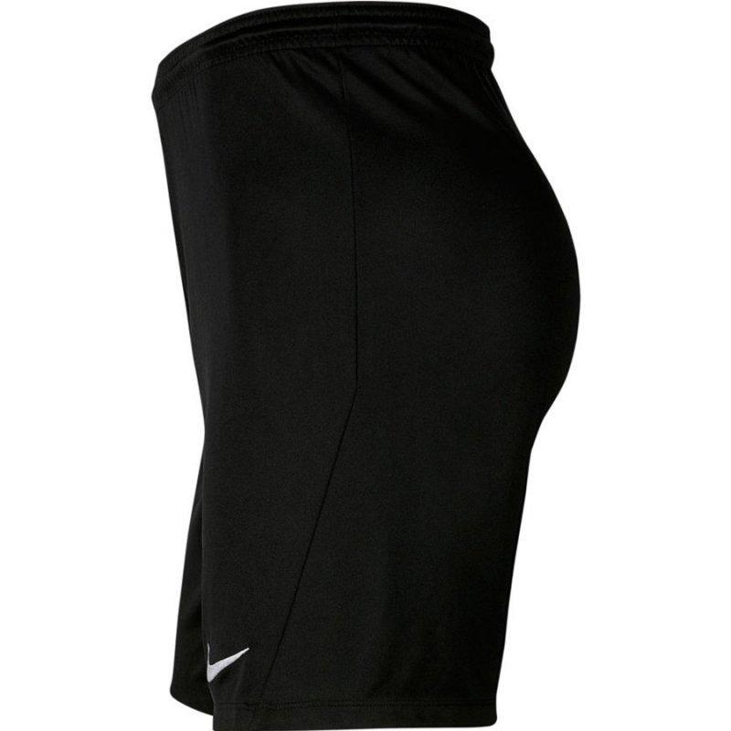 Spodenki Nike Y Park III Boys BV6865 010 czarny M (137-147cm)