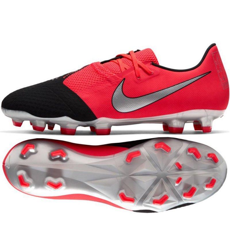 Buty Nike Phantom Venom Academy FG AO0566 606 czerwony 43