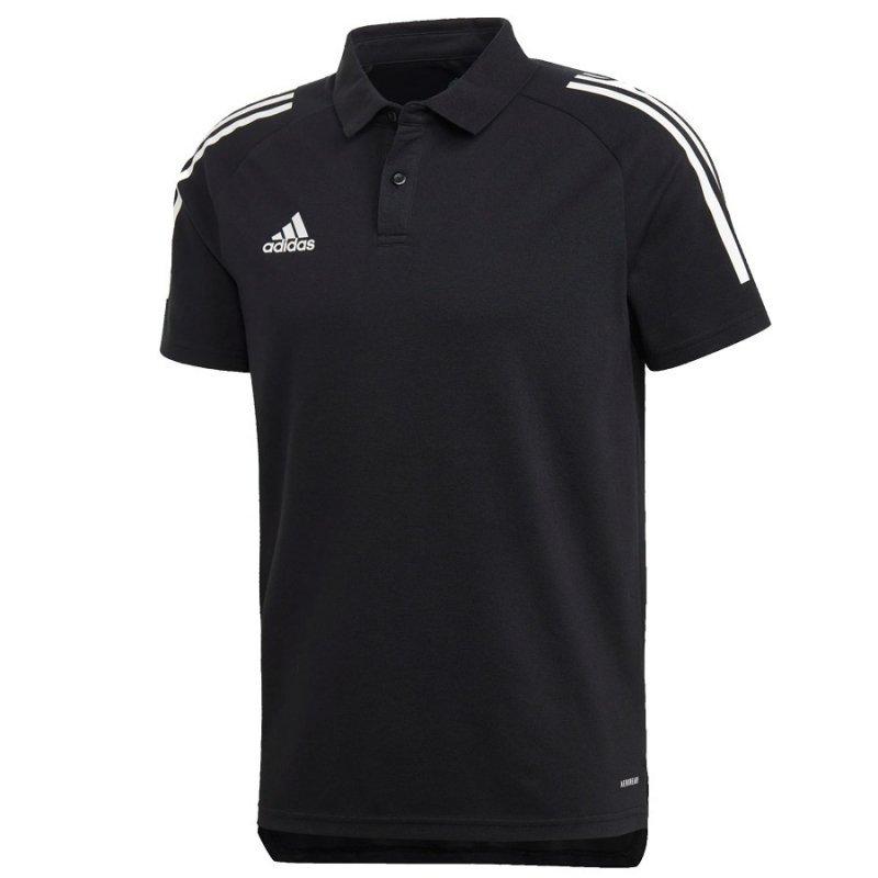 Koszulka adidas Polo Condivo 20 ED9249 czarny L