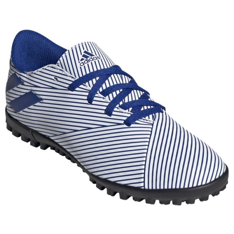Buty adidas Nemeziz 19.4 TF J FV3313 biały 36