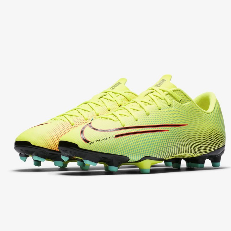 Buty Nike JR Mercurial Vapor 13 Academy MDS FG/MG CJ0980 703 żółty 36 1/2