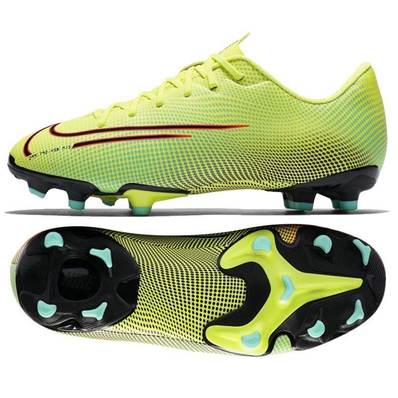 Buty Nike JR Mercurial Vapor 13 Academy MDS FG/MG CJ0980 703 żółty 38