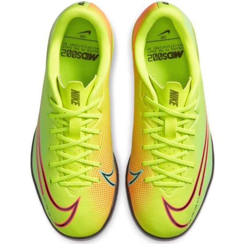 Buty Nike JR Mercurial Vapor 13 Academy MDS IC CJ1175 703 niebieski 36