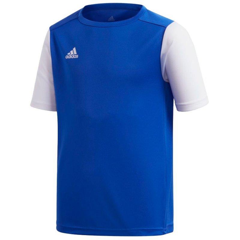 Koszulka adidas Estro 19 JSY Y DP3217 niebieski 152 cm