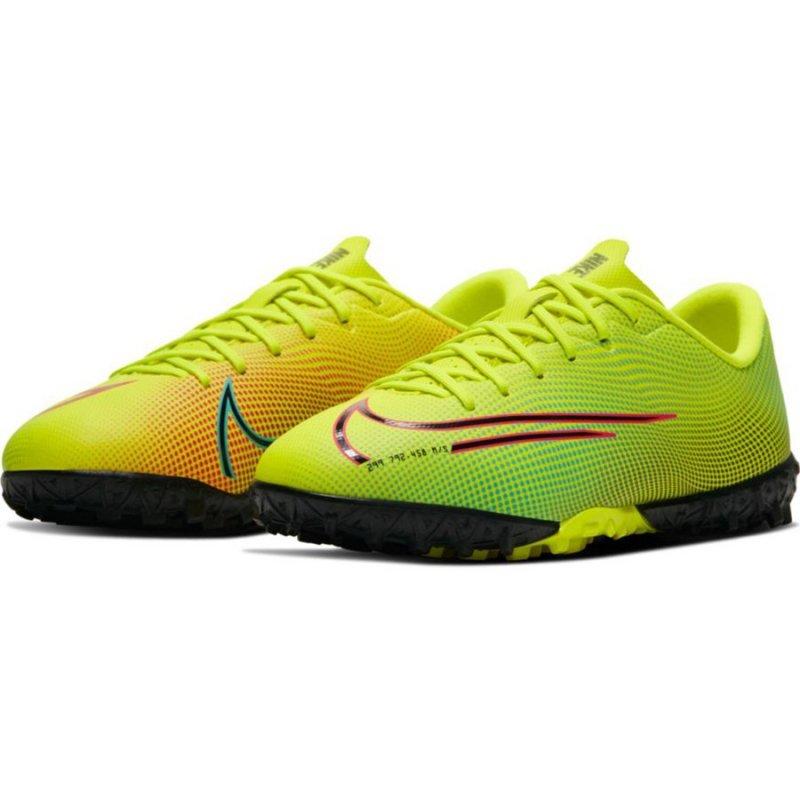Buty Nike JR Mercurial Vapor 13 Academy MDS TF CJ1178 703 żółty 38 1/2