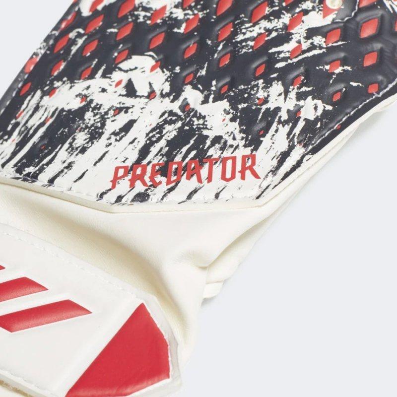 Rękawice adidas Predator GL TRN MNJ FR8372 biały 6