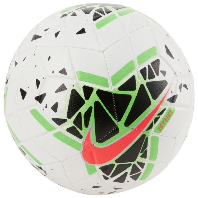 Piłka Nike Strike SC3639 108 biały 5