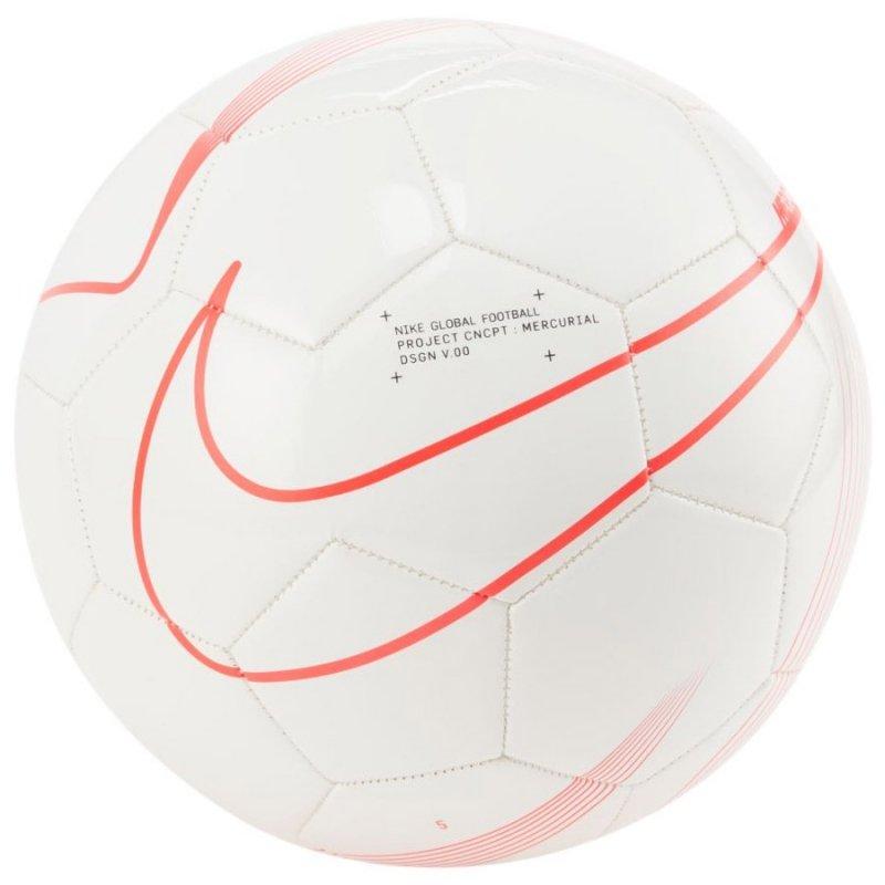 Piłka Nike Merc Fade SC3913 101 biały 5