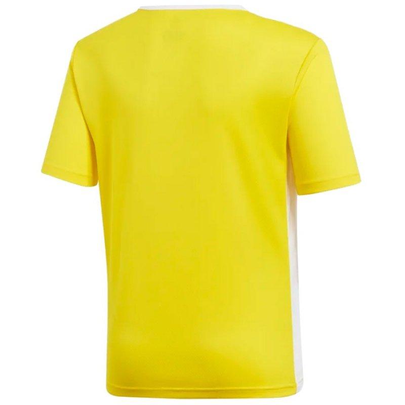 Koszulka adidas Entrada 18 JSY Y CF1039 żółty 164 cm