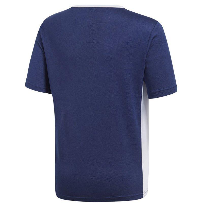 Koszulka adidas Entrada 18 JSY Y CF1047 granatowy 164 cm