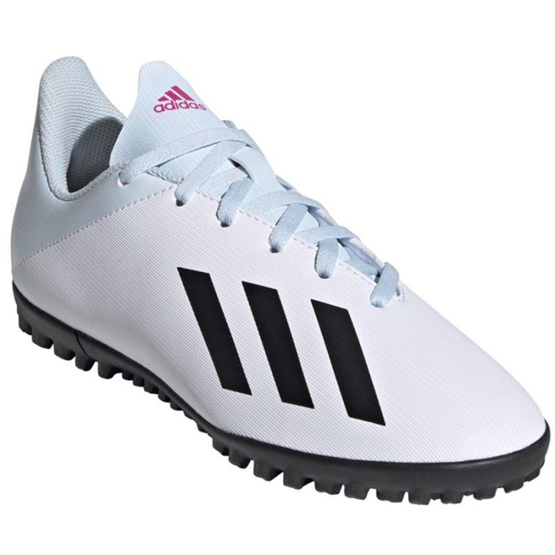 Buty adidas X 19.4 TF J FV4661 biały 36