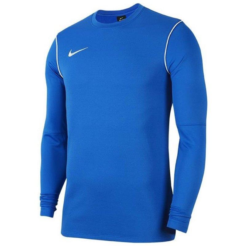 Bluza Nike Y Dry Park 20 Crew Top BV6901 463 niebieski M (137-147cm)