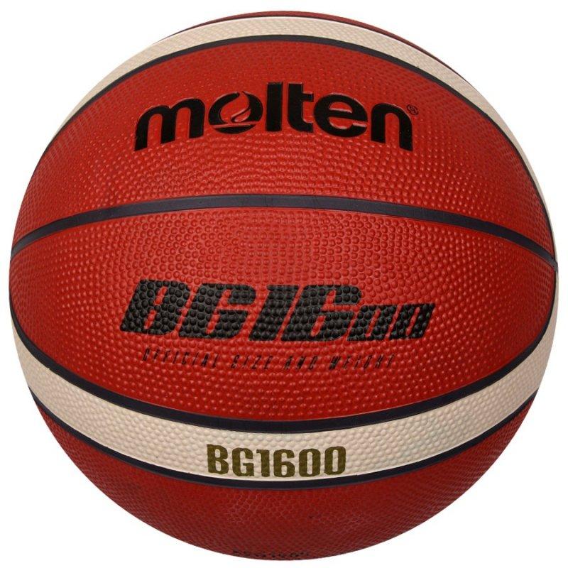 Piłka koszykowa Molten B7G1600 7 brązowy