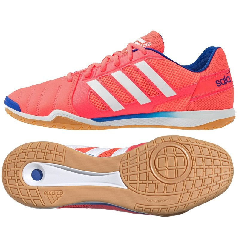 Buty adidas Top Sala IN FX6761 czerwony 43 1/3
