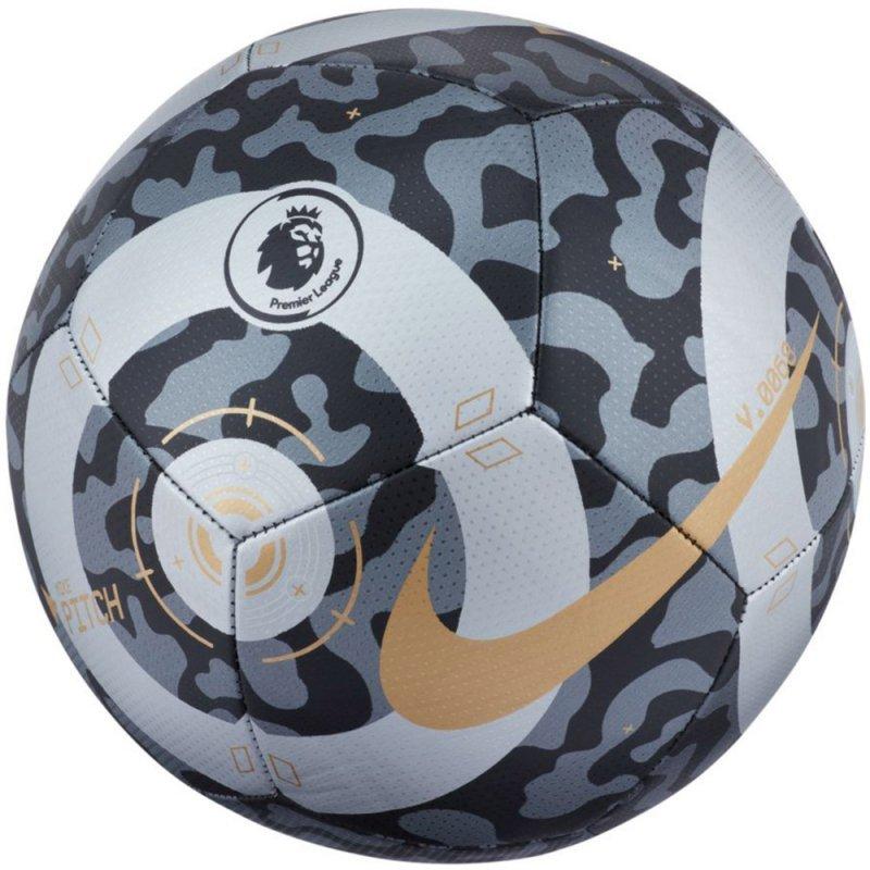 Piłka Nike Premier League Pitch CQ7151 010 czarny 5