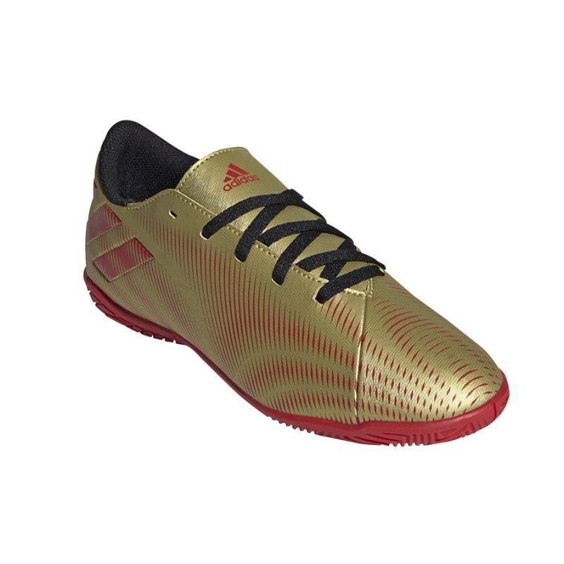 Buty adidas Nemeziz Messi .4 IN J FY0811 złoty 30