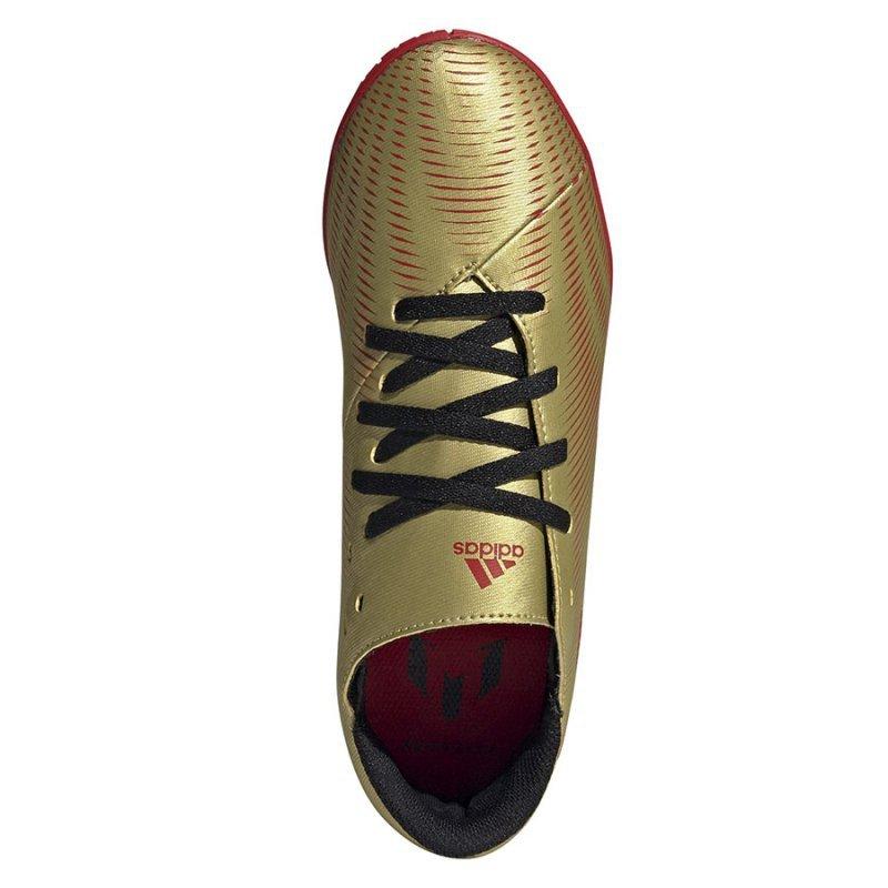 Buty adidas Nemeziz Messi .4 IN J FY0811 złoty 33