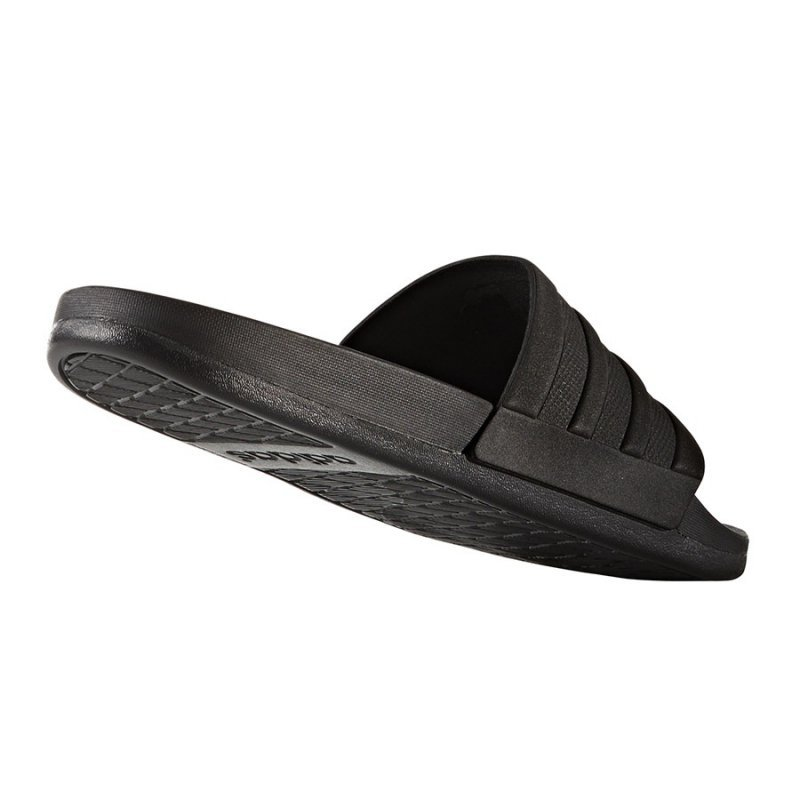 Klapki adidas Adilette Comfort S82137 38 czarny