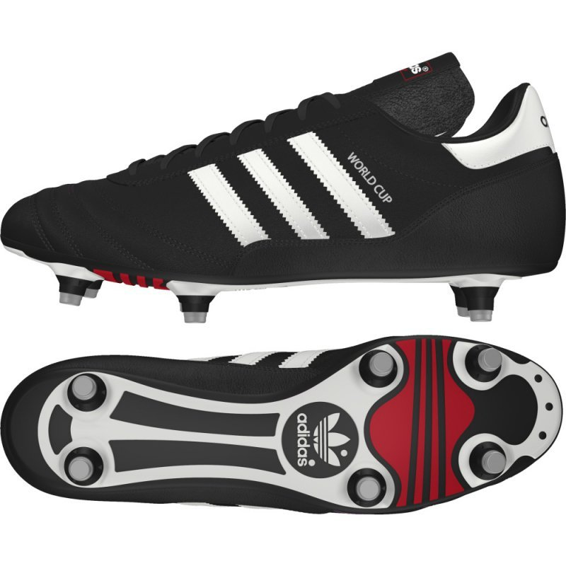 Buty adidas World Cup  011040 czarny 41 1/3