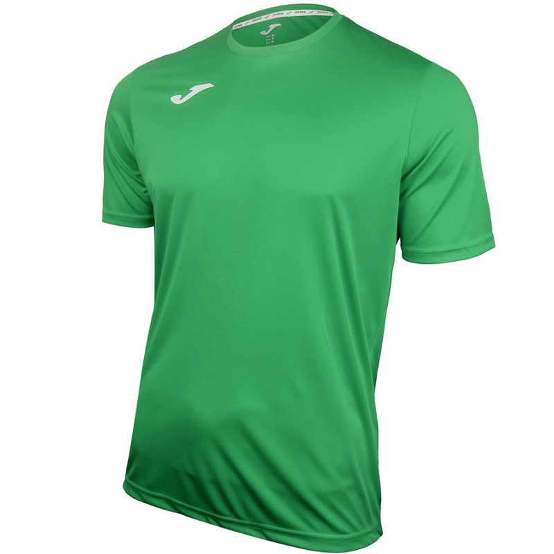 Koszulka Joma Combi 100052.450 zielony 128 cm