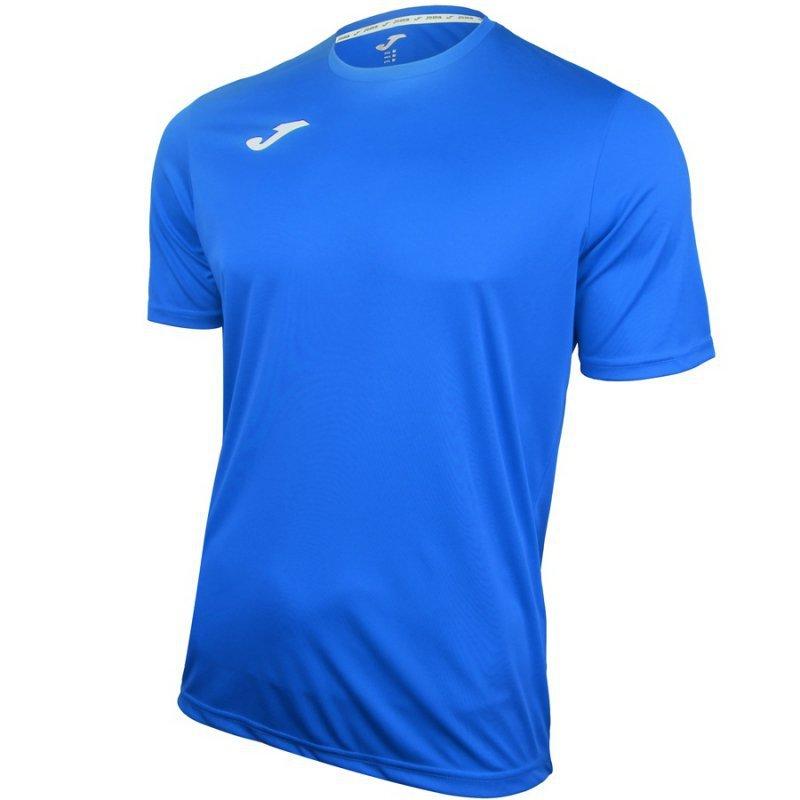 Koszulka Joma Combi 100052.700 niebieski 164 cm