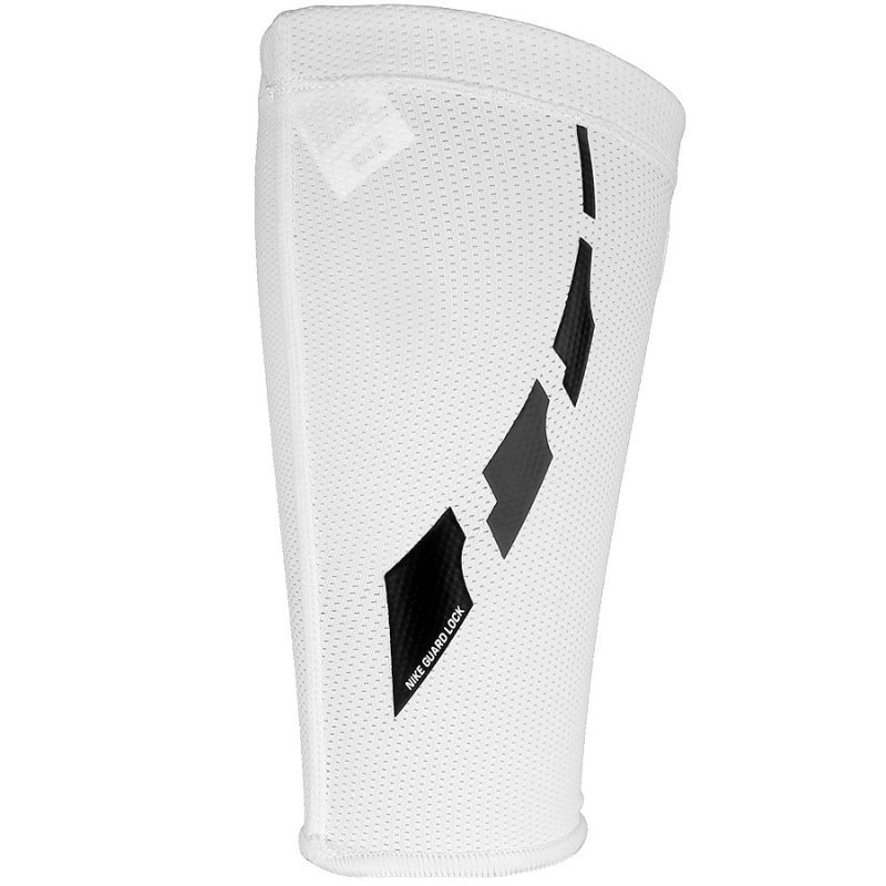 Opaski Nike Guard Lock Elite Sleeves SE0173 103 biały L