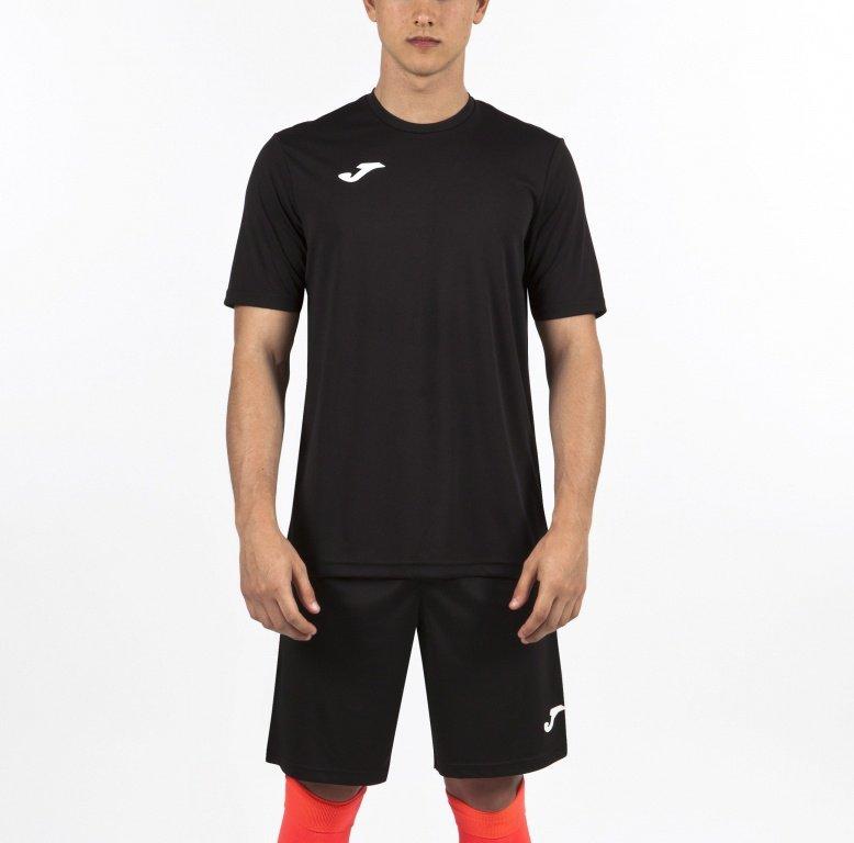 Koszulka Joma Combi 100052.100 czarny S 104-110 cm
