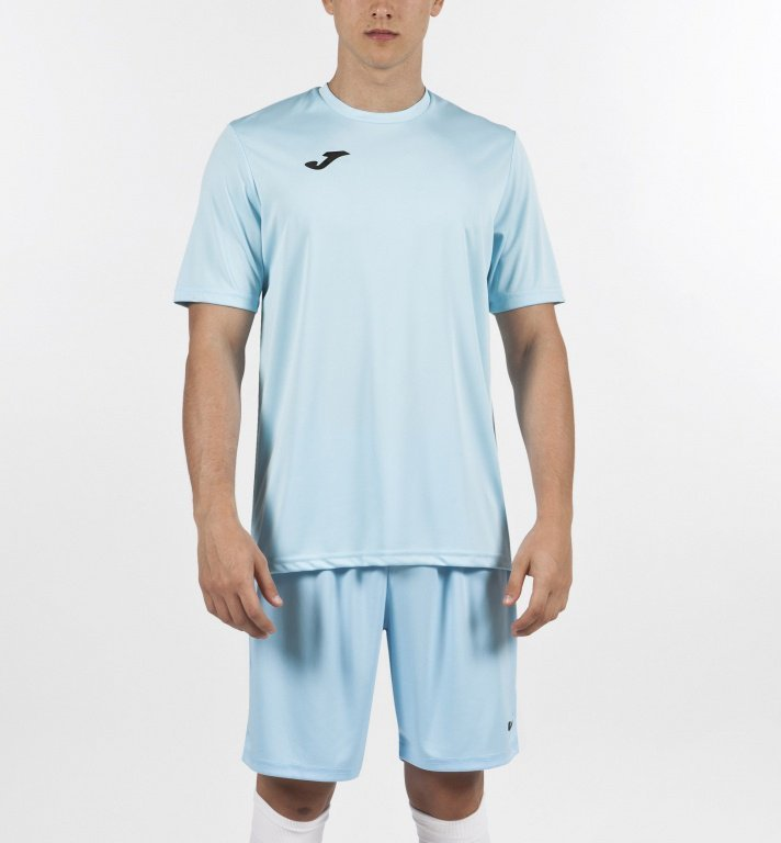 Koszulka Joma Combi 100052.350 niebieski 152 cm