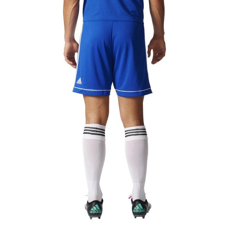 Spodenki adidas Squadra 17 S99153 niebieski XL