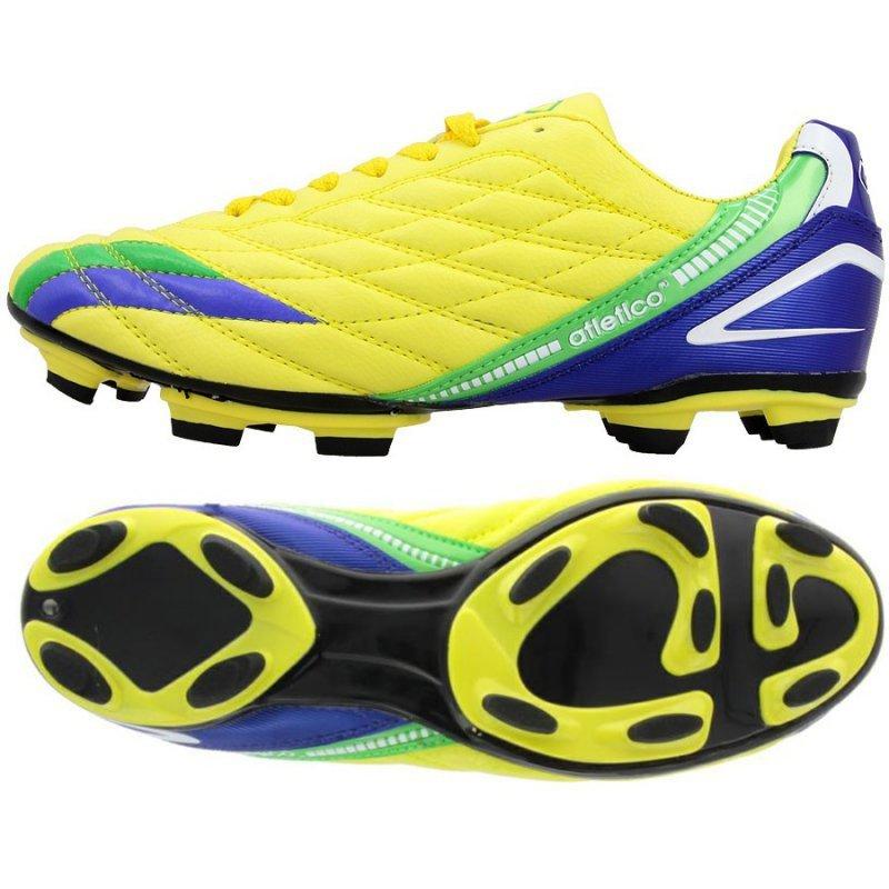 Buty Atletico FG żółty 46