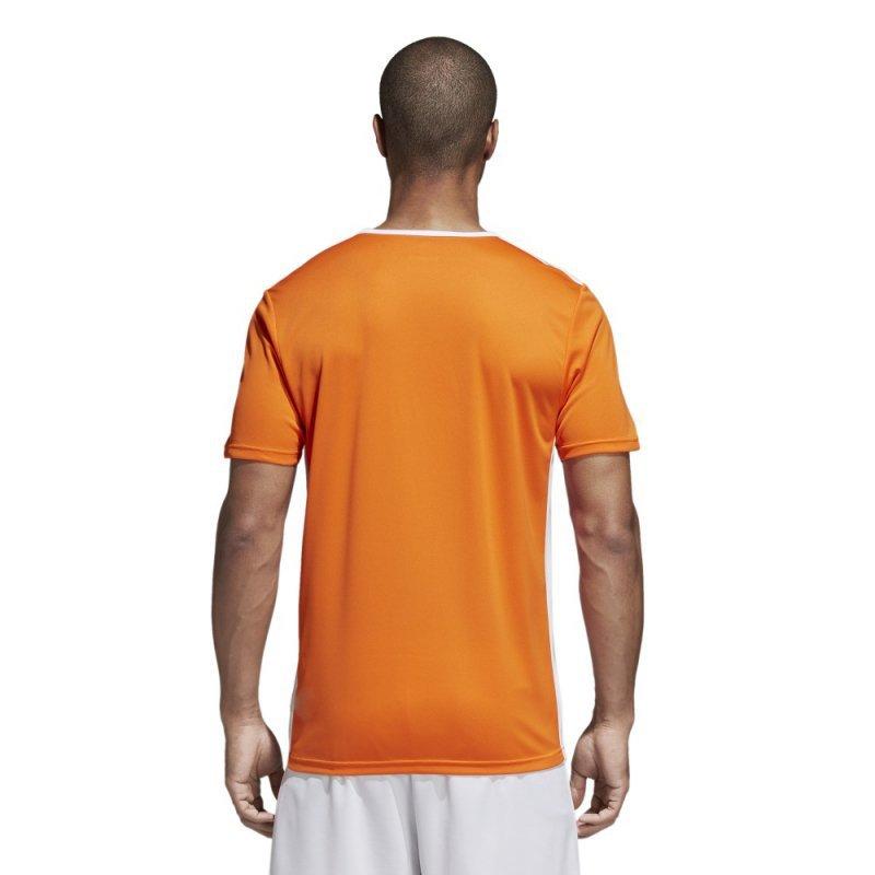 Koszulka adidas Entrada 18 JSY CD8366 pomarańczowy 140 cm