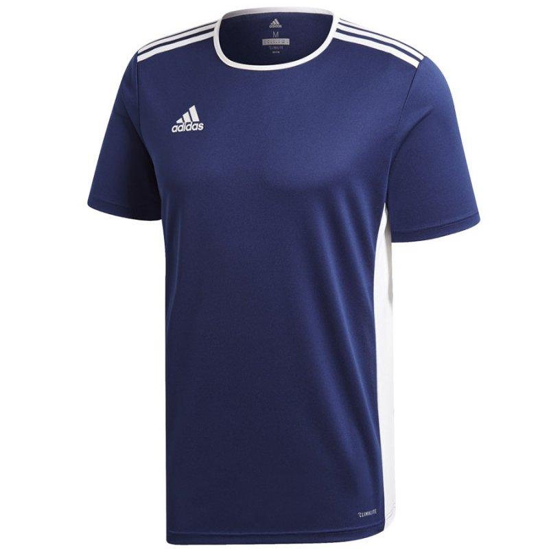 Koszulka adidas Entrada 18 JSY CF1036 granatowy XXL