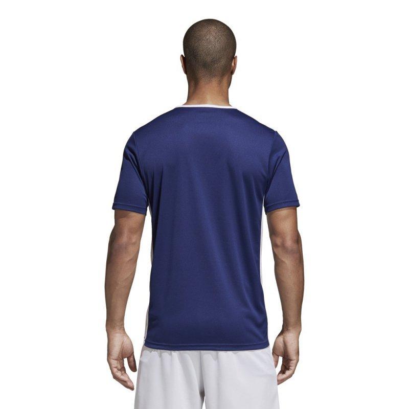 Koszulka adidas Entrada 18 JSY CF1036 granatowy S