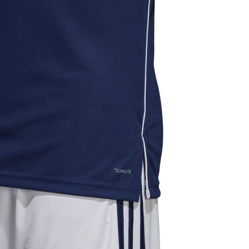 Koszulka adidas Polo Core 18 CV3589 granatowy M