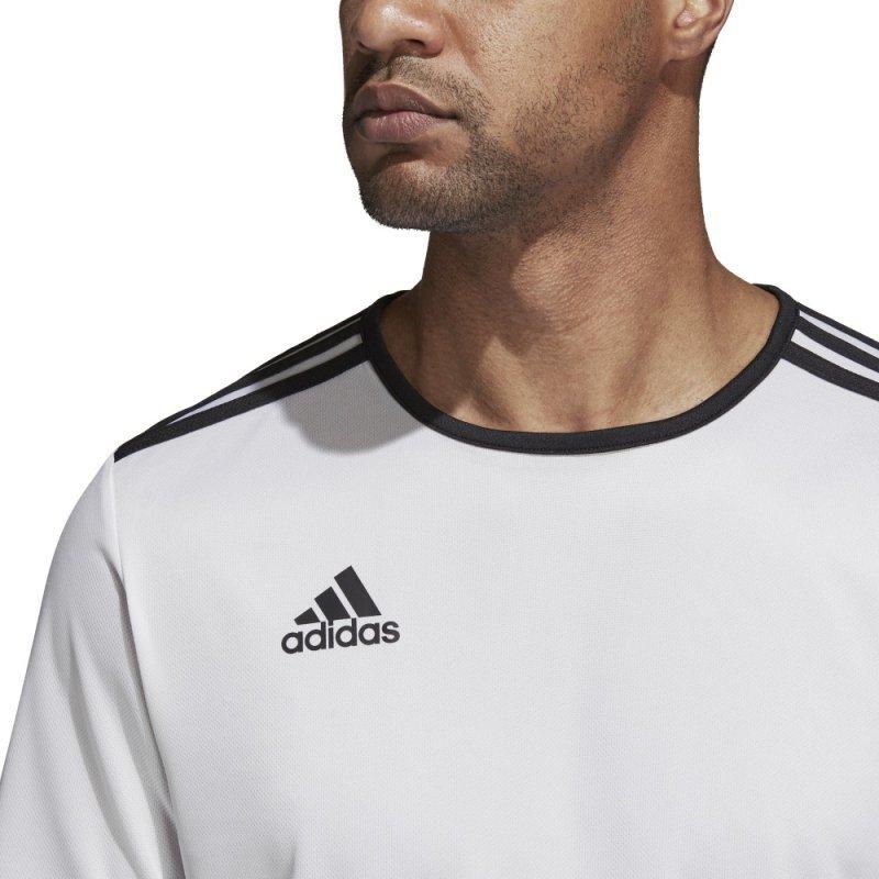 Koszulka adidas Entrada 18 JSY CD8438 biały XXL