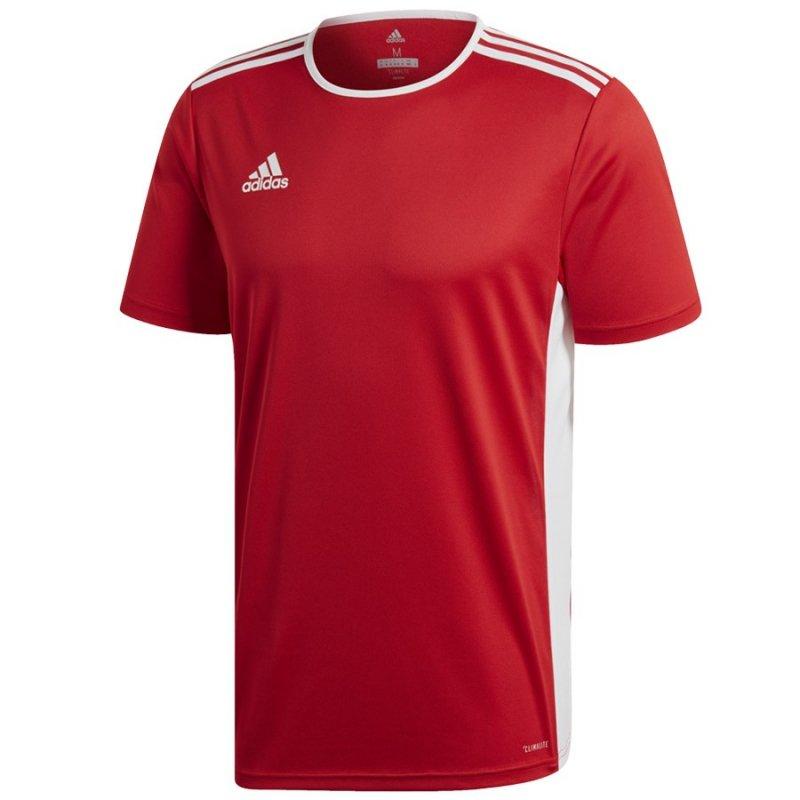 Koszulka adidas Entrada 18 JSY CF1038 czerwony XXL