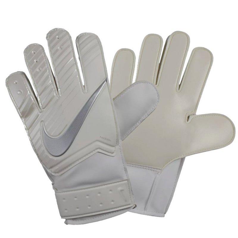 Rękawice Nike GK JR Match GS0343 100 biały 4