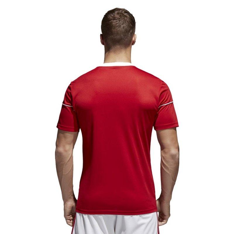 Koszulka adidas Squadra 17 JSY BJ9174 czerwony XL