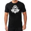T-Shirt KOSZULKA BAWEŁNIANA DBX BUSHIDO CLASSIC BRAND WHITE KT12 XL