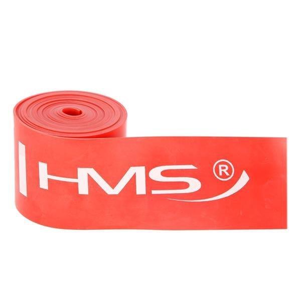 FB01 RED 1.2 x 50 x 2080 MM GUMA DO ĆWICZEŃ HMS